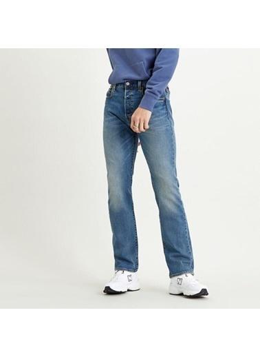 Levi's® Erkek Jean Pantolon 501 00501-3058 Mavi